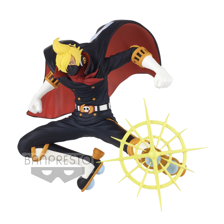 PRE-ORDER Banpresto One Piece battle Record Collection Sanji Osoba Mask