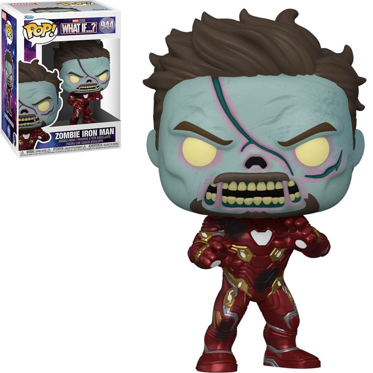 PRE-ORDER Funko What If Zombie Iron Man Pop! Vinyl Figure