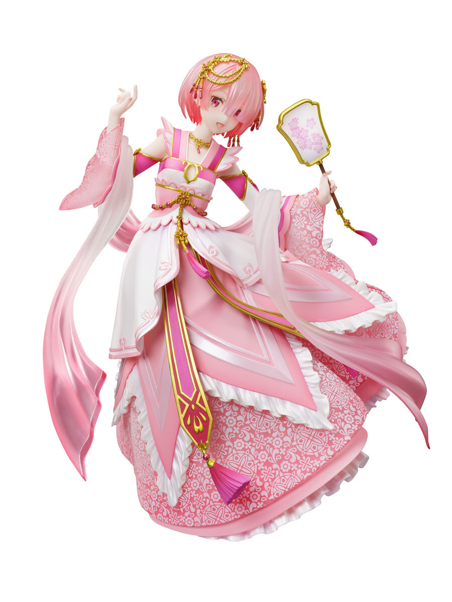 PRE-ORDER Good Smile Re:ZERO -Starting Life in Another World- Ram -Hanfu- 1/7 Scale Figure