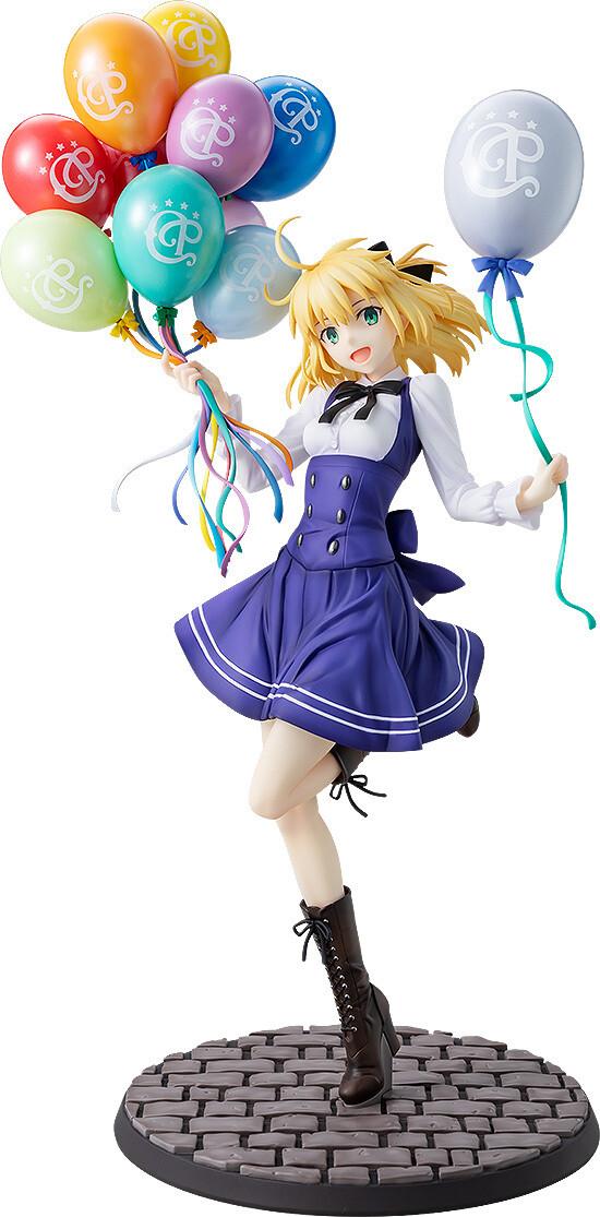 PRE-ORDER Good Smile Saber/Altria Pendragon (Lily): Festival Portrait Ver. 1/7th Scale Figure