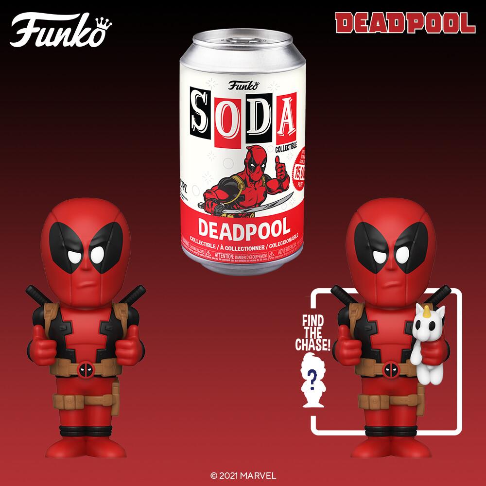 PRE-ORDER Vinyl SODA: Marvel - Deadpool