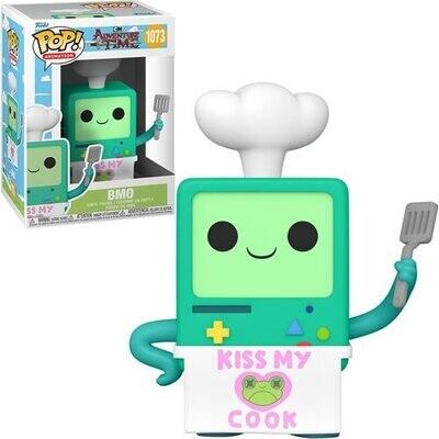 PRE-ORDER Adventure Time BMO Cook Pop! Vinyl Figure