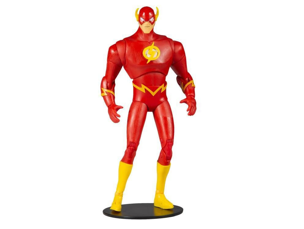 """PRE-ORDER Mcfarlane Superman The Animated Series DC Multiverse The Flash 7"""" Action Figure"""