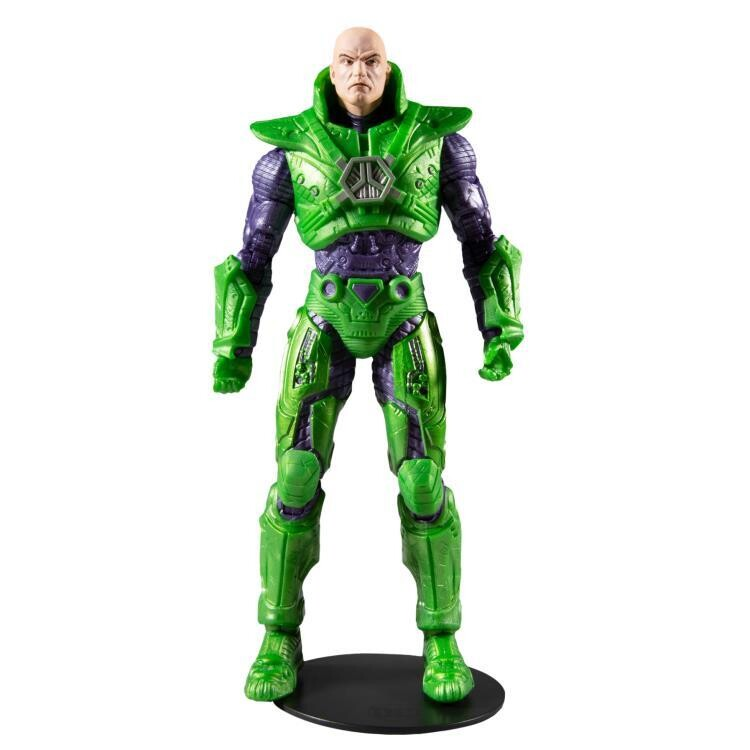 """PRE-ORDER Mcfarlane The New 52 DC Multiverse Lex Luthor in Power Suit 7"""" Action Figure"""