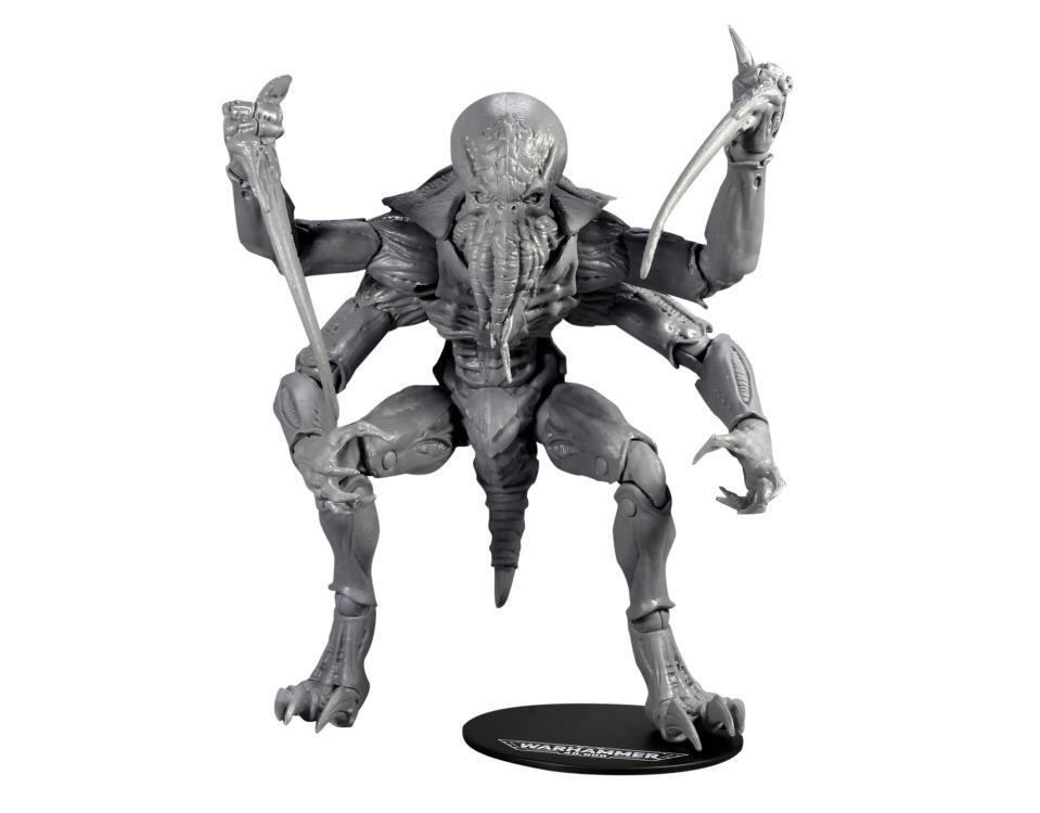 """PRE-ORDER Mcfarlane Warhammer 40k Ymgarl Genestealer Artist Proof Variant 7"""" Action Figure"""