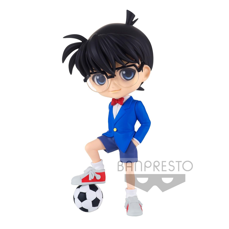 PRE-ORDER Banpresto Detective Conan Q Posket Conan Edogawa Ver. B