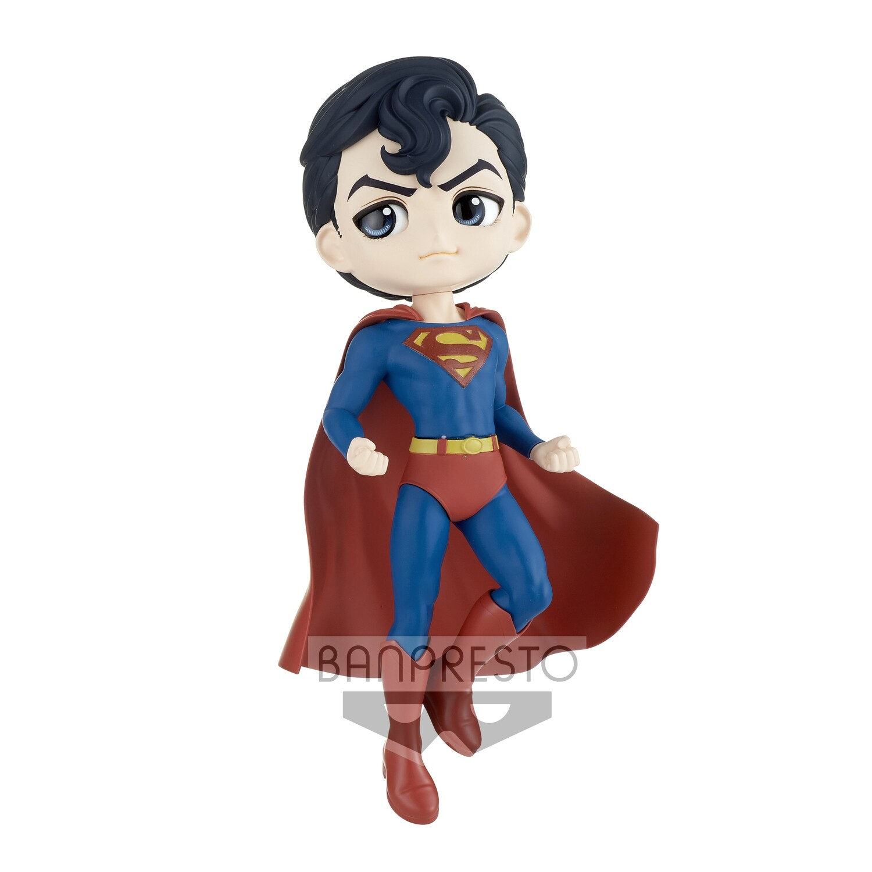PRE-ORDER Banpresto Q Posket Superman Ver. A
