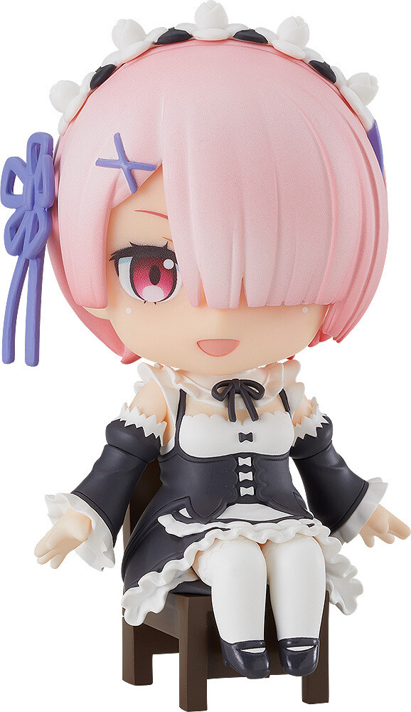 PRE-ORDER Good Smile Nendoroid Swacchao Re:Zero Starting Life in Another World Ram