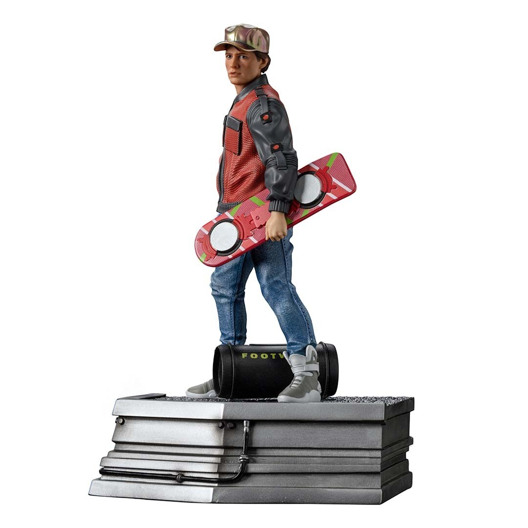PRE-ORDER Iron Studios Marty McFly - Back to the Future Part II - Art Scale 1/10