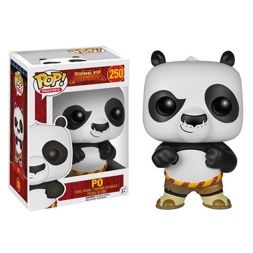 Funko Kung Fu Panda Po Pop! Vinyl Figure