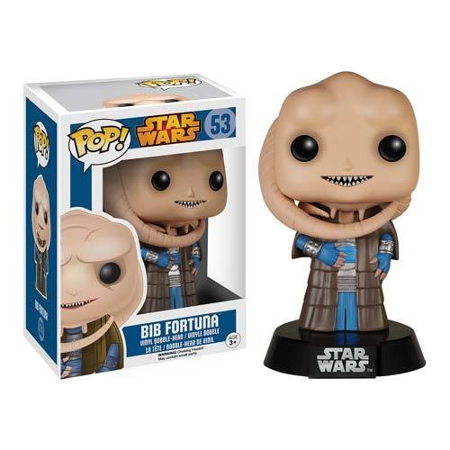 Funko Star Wars Bib Fortuna Pop! Vinyl Bobble Head