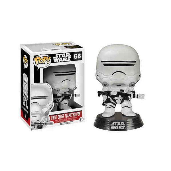 Funko Star Wars: Episode VII - The Force Awakens First Order Flametrooper Pop! Vinyl Bobble Head