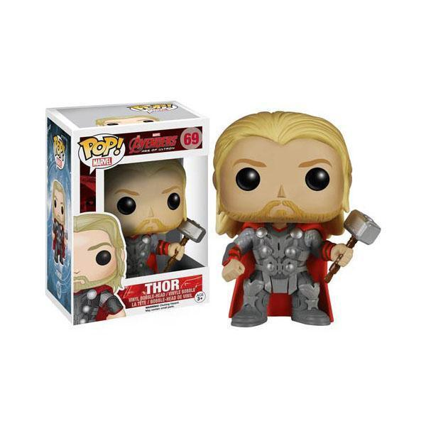 Funko Avengers Age of Ultron Thor Pop! Vinyl Bobble Figure
