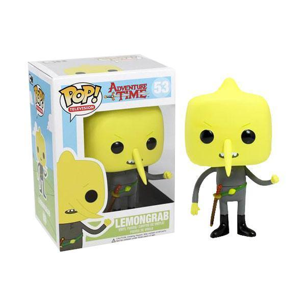 Funko Adventure Time Lemongrab Pop! Vinyl Figure