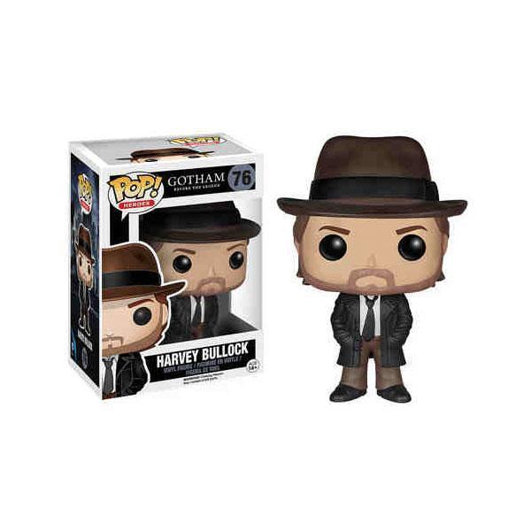 Funko Gotham Harvey Bullock Pop! Vinyl Figure
