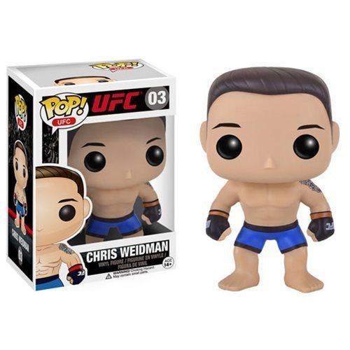 Funko UFC Chris Weidman Pop! Vinyl Figure