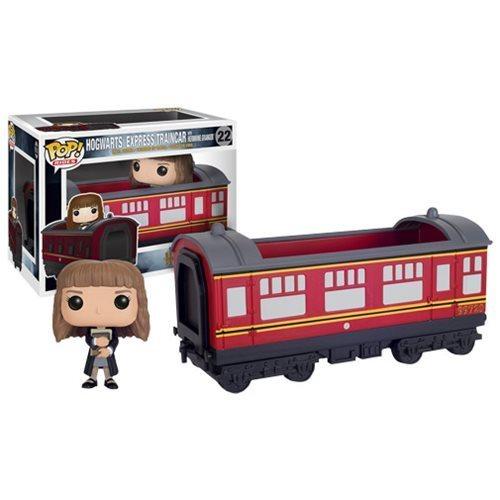 Funko Harry Potter Hogwarts Express Vehicle with Hermione Granger Pop! Vinyl Figure