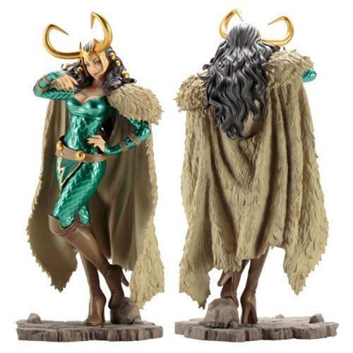 Kotobukiya Marvel Lady Loki Bishoujo Statue