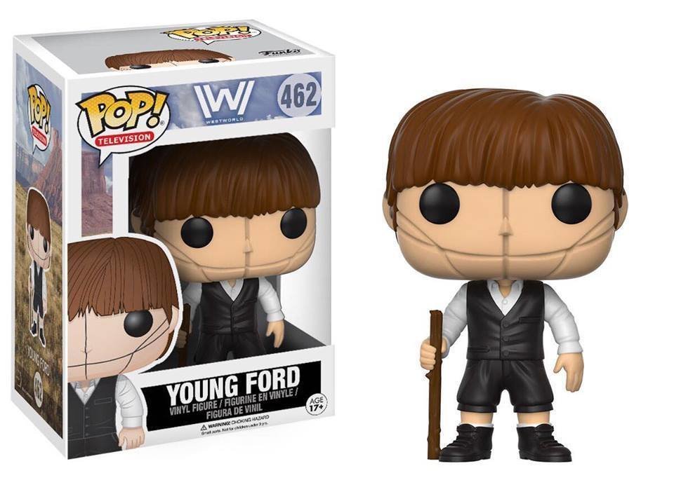 Funko Westworld Young Dr. Ford Pop! Vinyl Figure