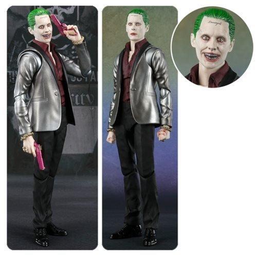 Bandai Suicide Squad The Joker SH Figuarts Action Figure