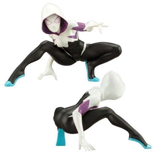 Kotobukiya Spider-Man Marvel Now! Spider-Gwen ArtFX+ Statue