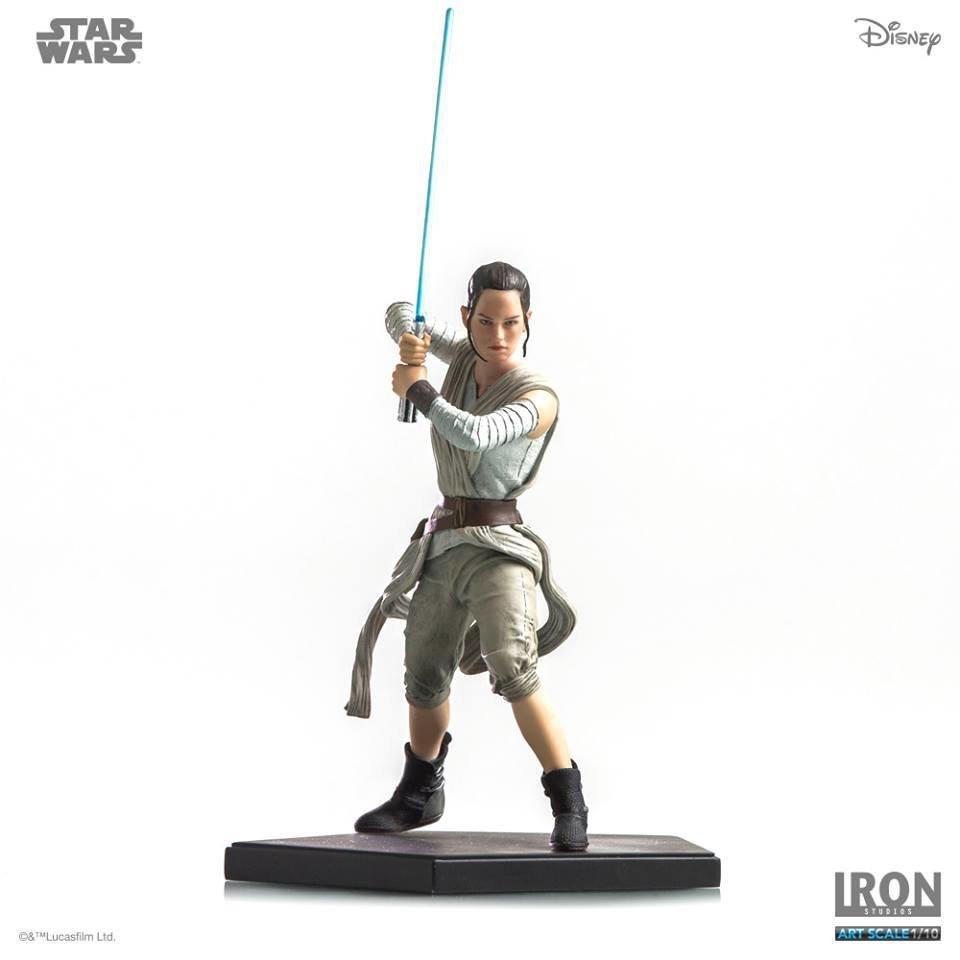 Iron Studios Rey 1/10 Art Scale Star Wars Series 2