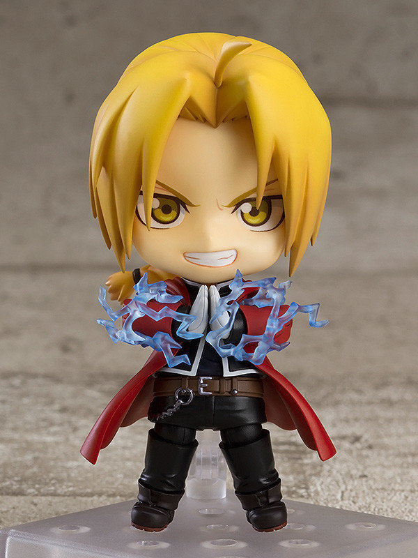 Full Metal Alchemist Nendoroid Edward Elric (re-run)