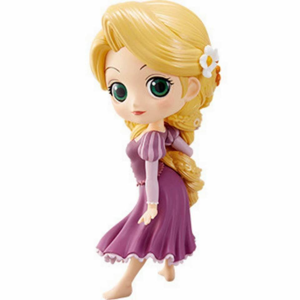 Banpresto Tangled - Rapunzel - Q Posket - Normal Color Ver