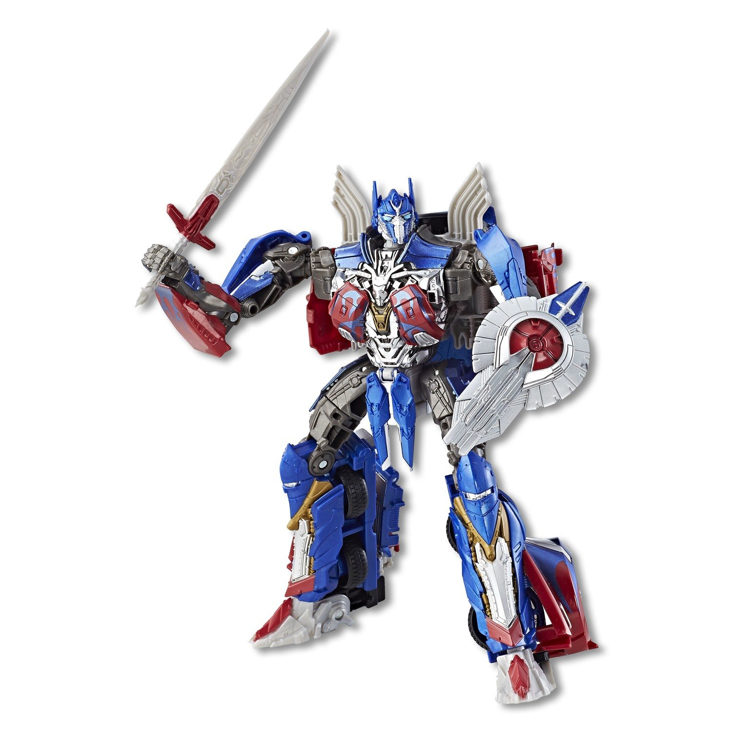 Hasbro SDCC 2017 Exclusive Transformers: The Last Knight Voyager Class Oprimus Prime