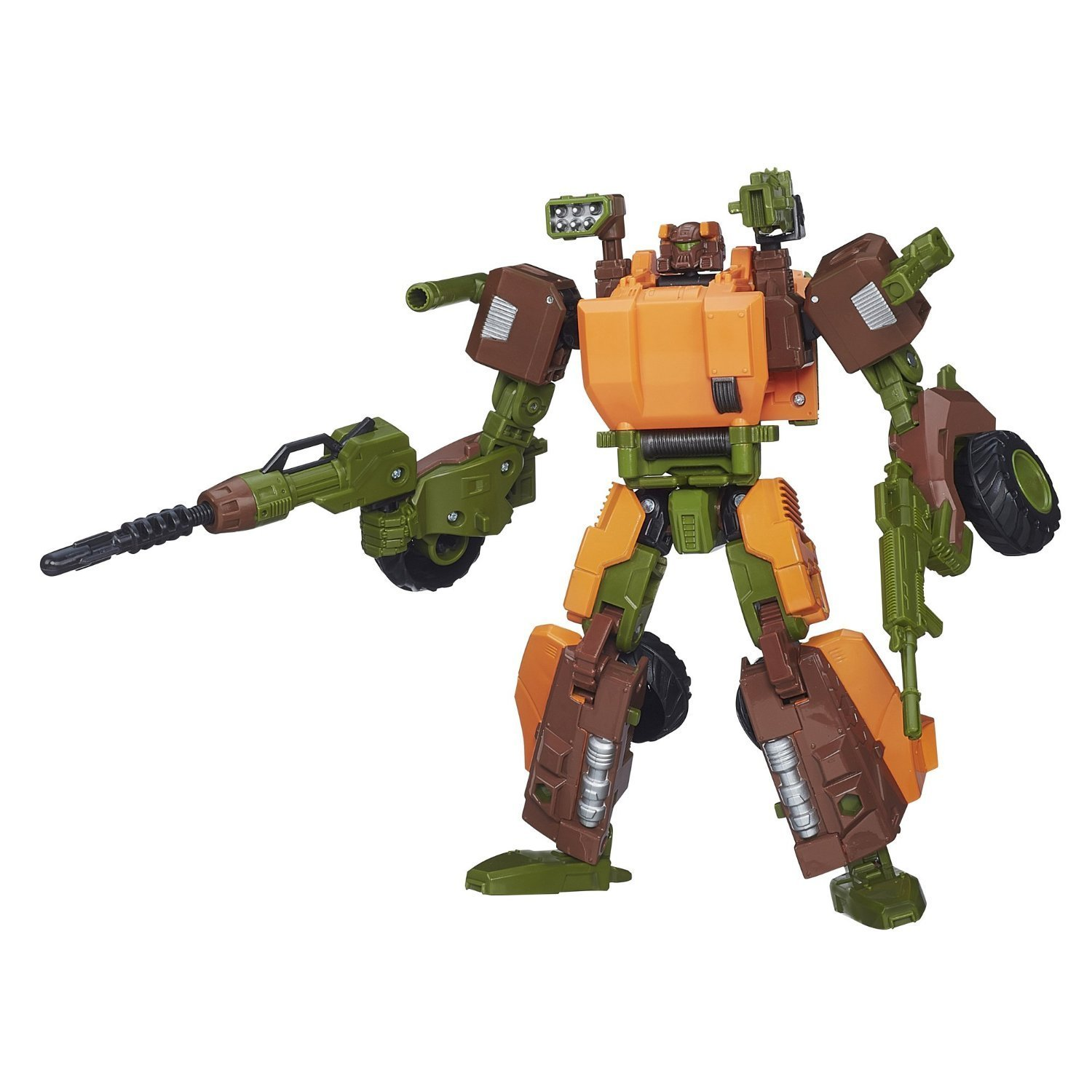 Hasbro Transformers Generations Thrilling 30 Anniversary Voyager Class Roadbuster Autobot Action Figure