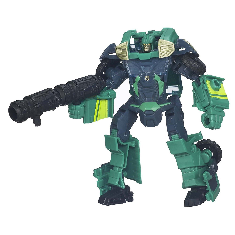 Hasbro Transformers Prime RID Deluxe Class Sergeant Kup Autobot