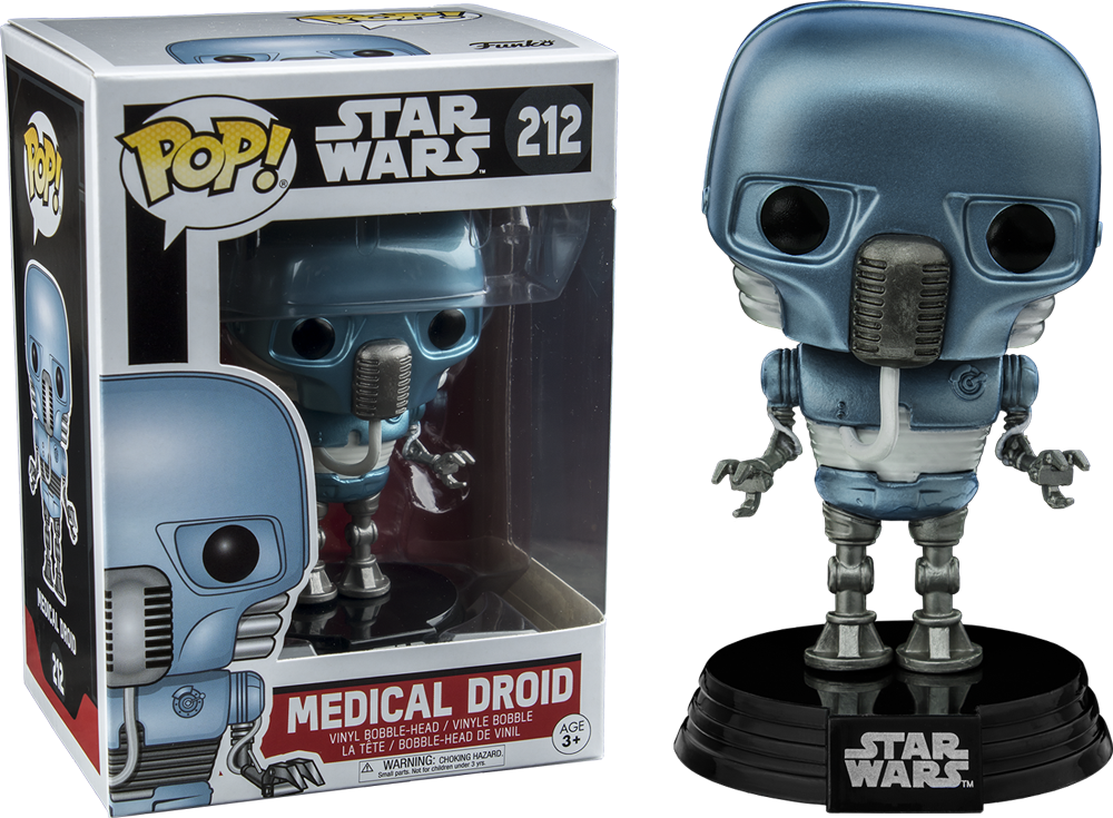 Star Wars - Medical Droid Exclusive Pop! Vinyl