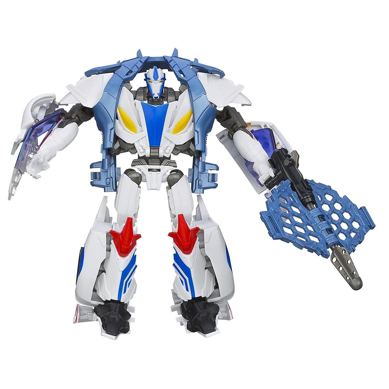 Hasbro Transformers Prime Beast Hunters Smokescreen Deluxe Class Series 2