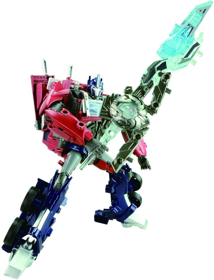 Takara Transformers Prime AM-21 Arms Master Optimus Prime With Micron Arms Action Figure