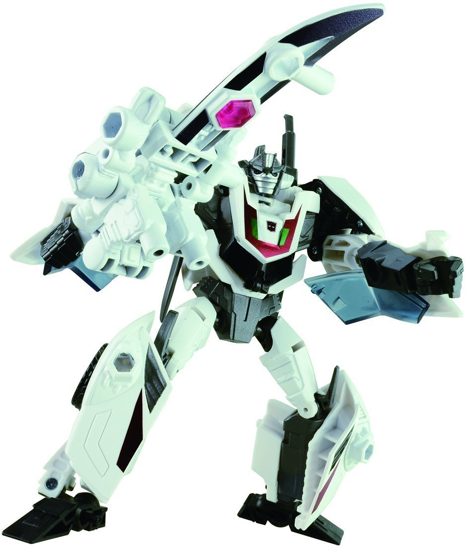 Takara Transformers Prime AM-23 Wheeljack With Micron Arms Action Figure