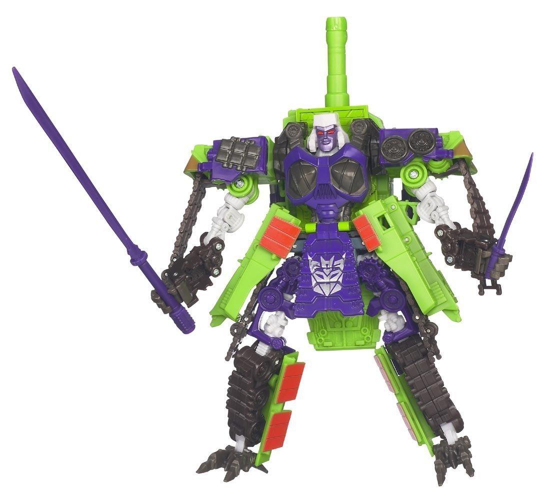 Hasbro Transformers Generations Voyager Class Decepticon Megatron Asia Exclusive GDO
