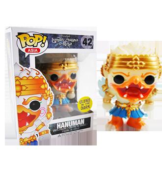 Funko Legendary Creatures and Myths Glow in the Dark Hanuman Exclusive Pop! Vinyl Figure