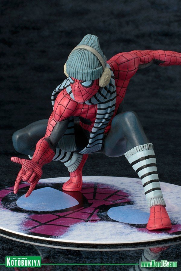 Kotobukiya Spider-Man New York Comic-Con Exclusive ARTFX+ Statue
