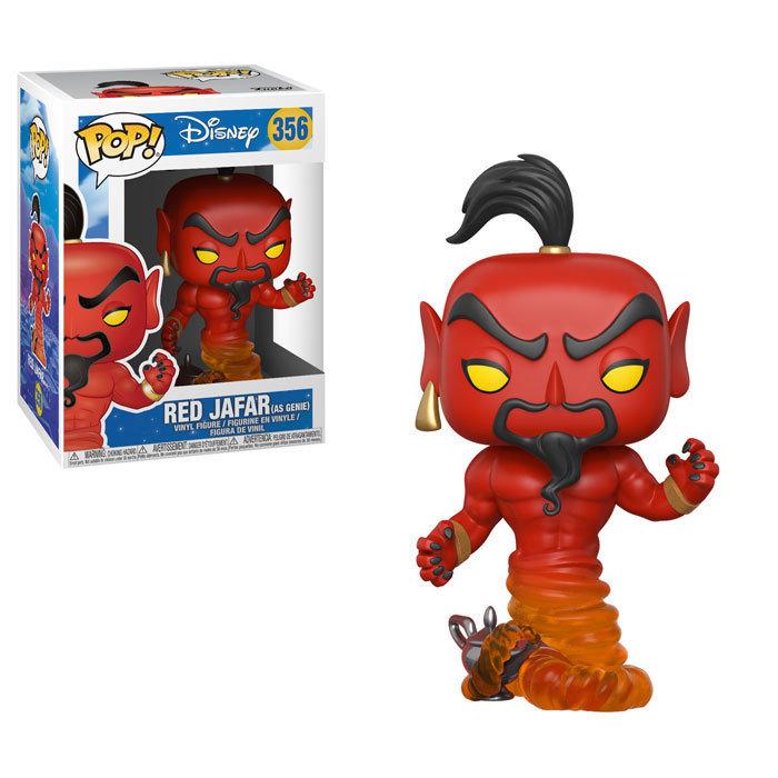 Funko Aladdin - Red Jafar Pop! Vinyl Figure