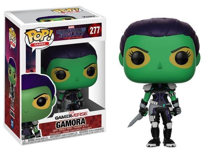 Funko Guardians of the Galaxy: Tell Tales Gamora Pop! Vinyl Figure