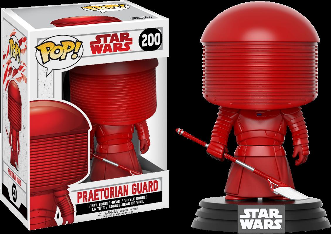 Funko Star Wars Episode VIII: The Last Jedi - Praetorian Guard Pop! Vinyl Figure