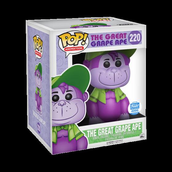 Funko The Great Grape Ape Funko Shop Exclusive Pop! Vinyl Figure