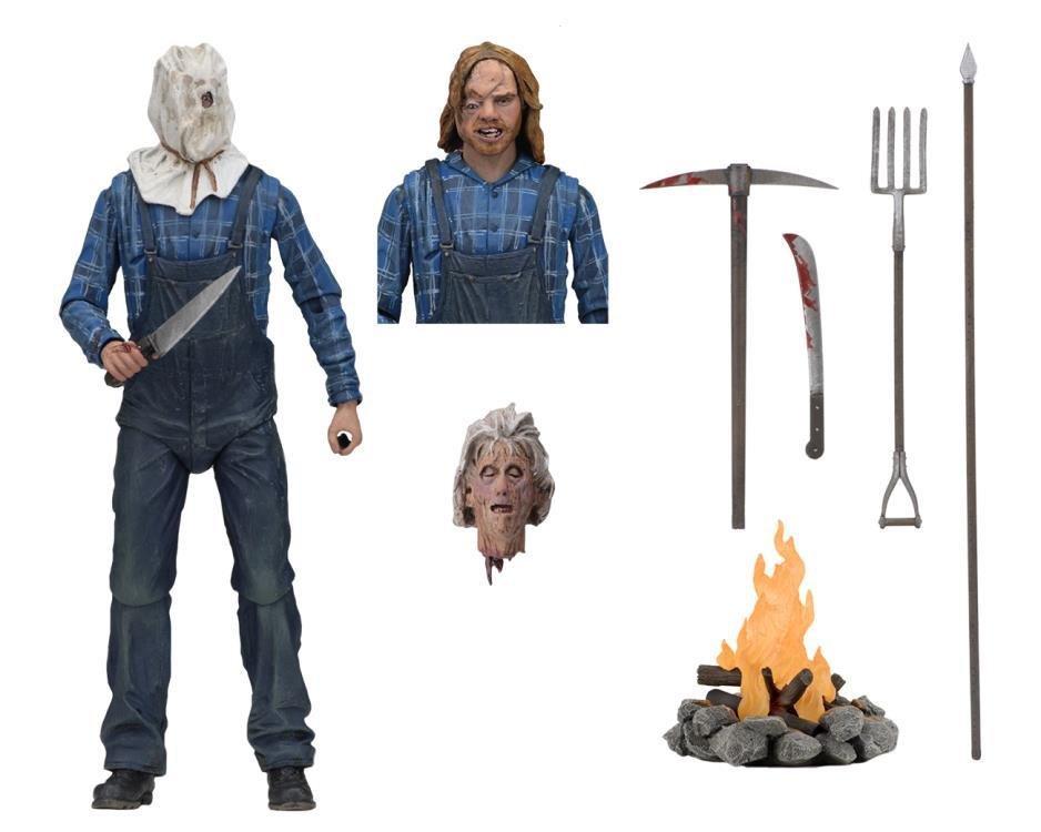PRE-ORDER Neca Friday the 13th Part 2 Ultimate Jason Figure