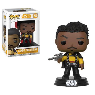 Funko Star Wars : Solo : A Star Wars Story Lando Calrissian Pop! Vinyl Figure