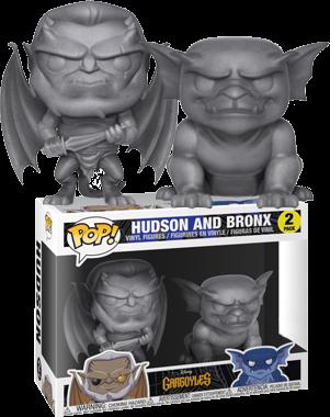 Funko Gargoyles - Hudson & Bronx Exclusive Pop! Vinyl Figure 2-Pack