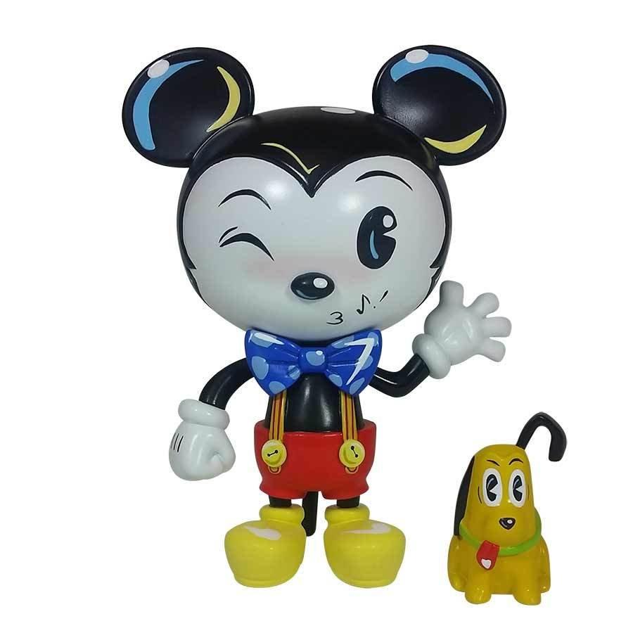 Enesco Miss Mindy Mickey Mouse Vinyl Figurine