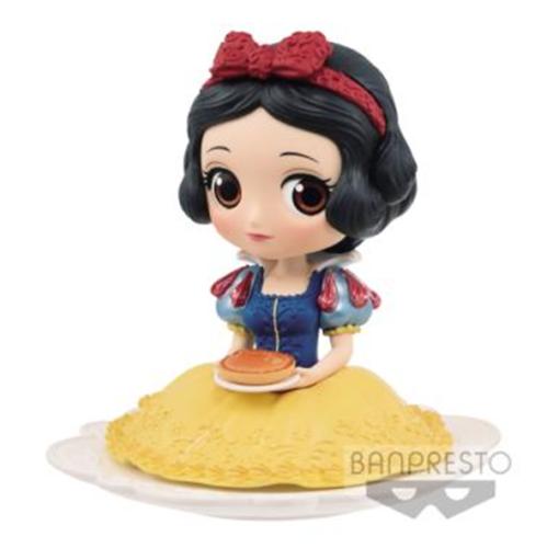 Banpresto Q Posket Sugirly Disney Characters Snow White Regular Ver.