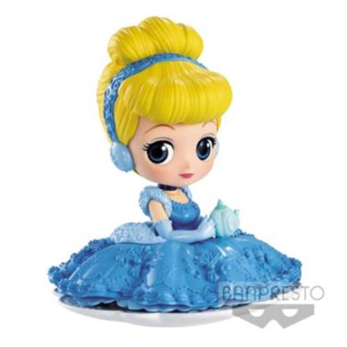 Banpresto Q Posket Sugirly Disney Characters Cinderella Regular Ver.