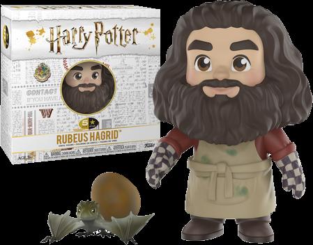 "Funko Harry Potter - Rubeus Hagrid in Apron 5 Star 4"" Exclusive Vinyl Figure"