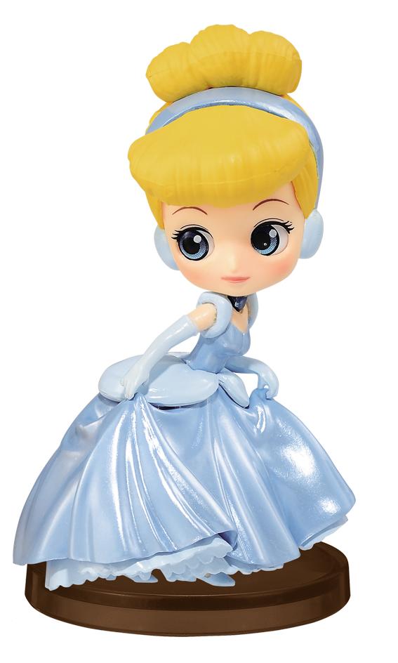 Banpresto Disney Characters Q Posket Petit Girls Festival Cinderella